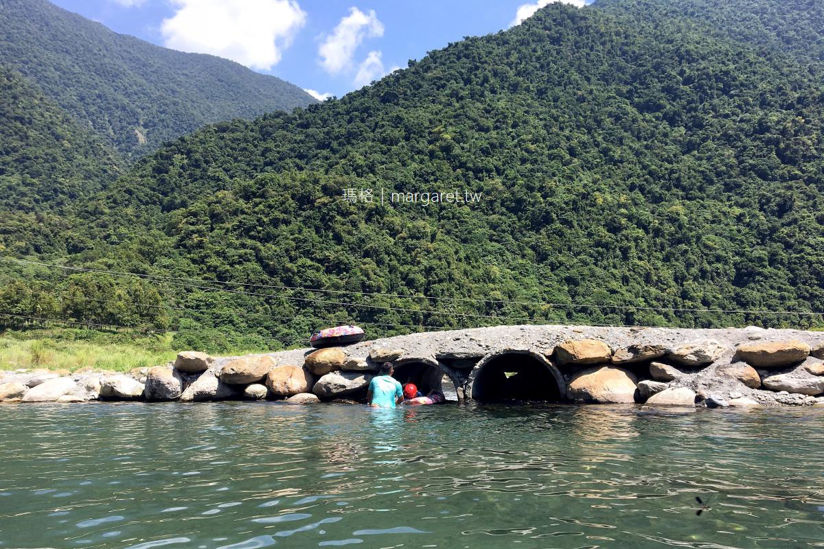 漂漂河初體驗。南澳南溪|用泰雅族的方式漂流