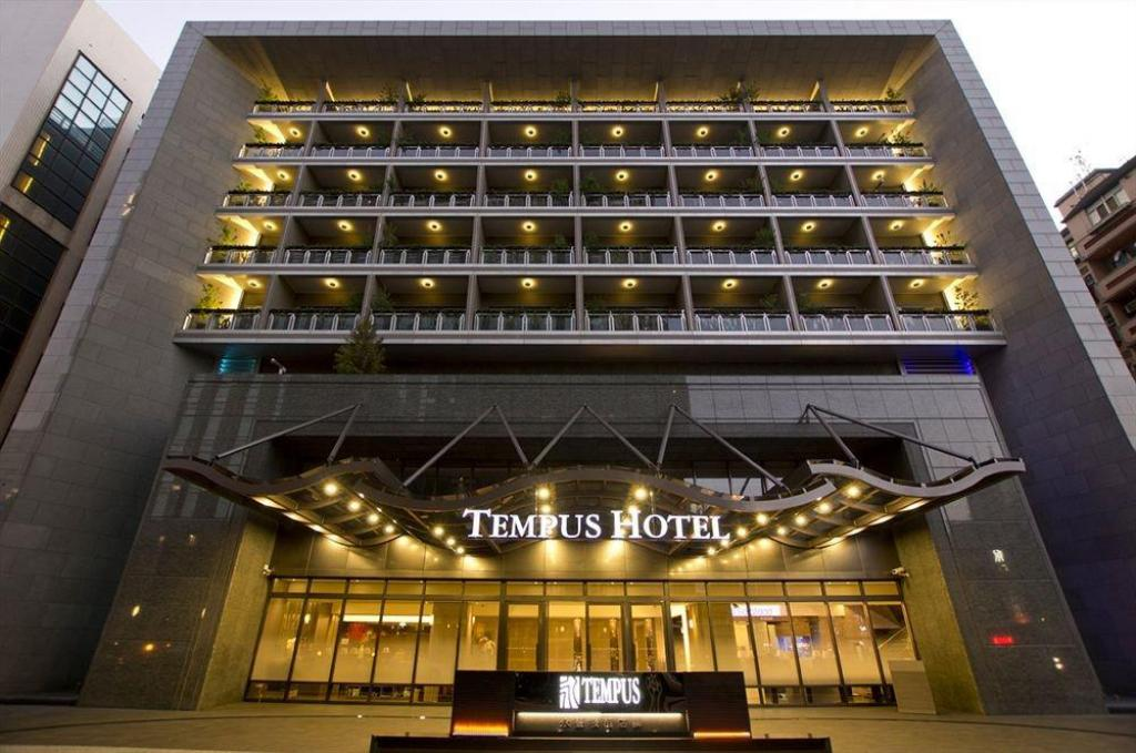 永豐棧酒店 TEMPUS HOTEL|說走就走的台中假期