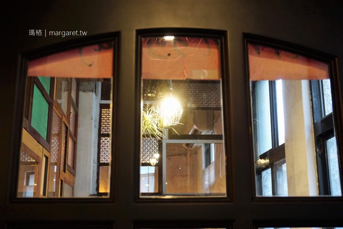 角公園咖啡。80年老屋單純的美好|台北後火車站  #茹茹食記