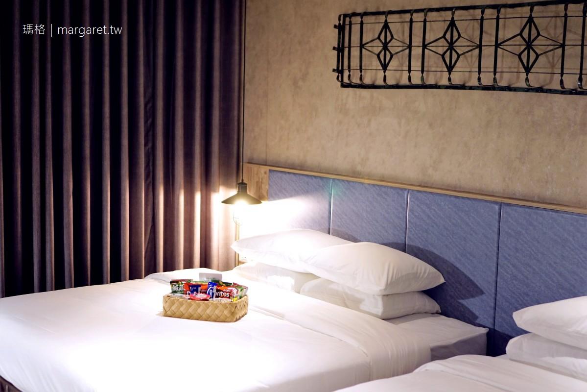 暖時逸旅Somer Hotel。台南風格旅店|超值豐盛零嘴與虱目魚三吃早餐