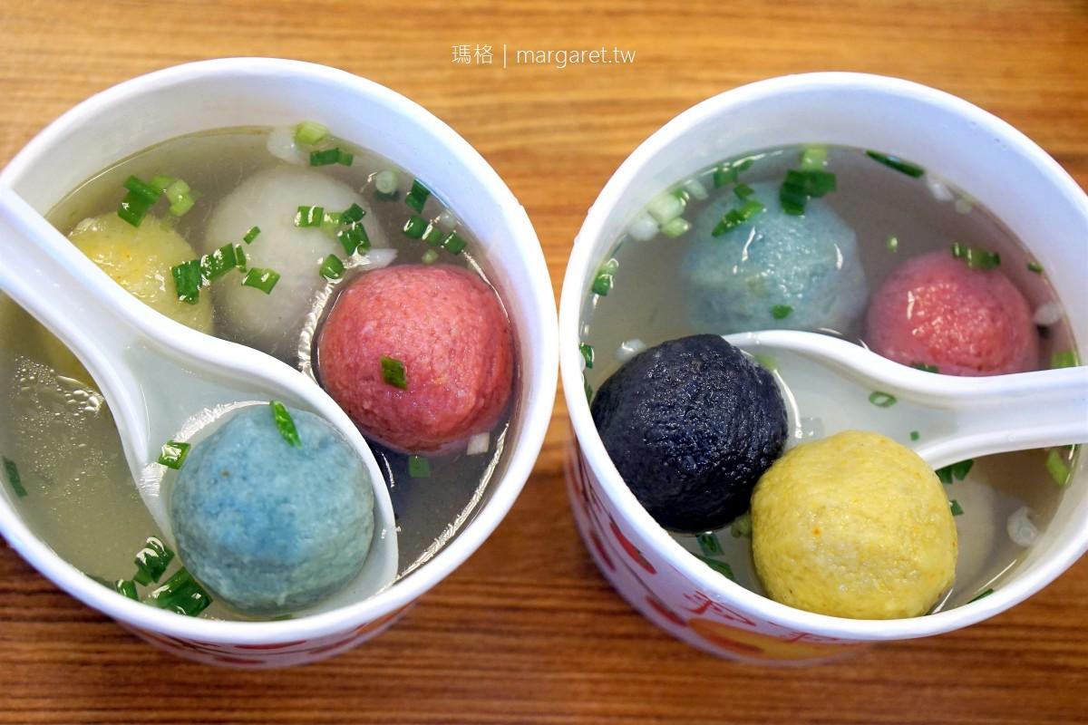 鼎興行五色福州魚丸試吃|南竿馬祖酒廠對面