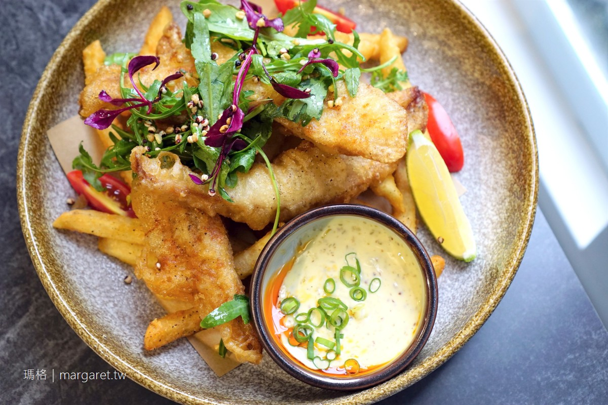 簡捷餐桌C.C Eatery。羅東巷弄法式小餐館|什麼是fast casual快速慢食?