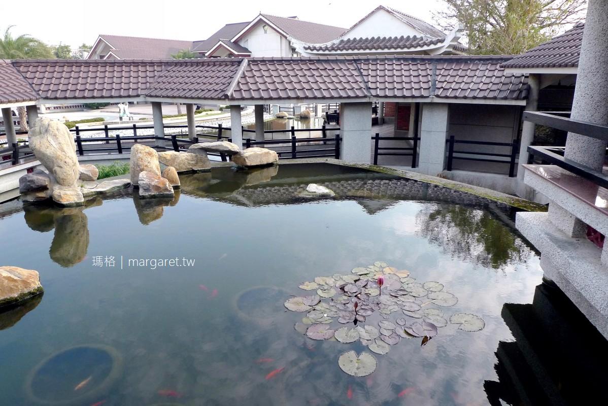台中港區藝術中心。清水幽靜景點|閩式庭園建築 @瑪格。圖寫生活