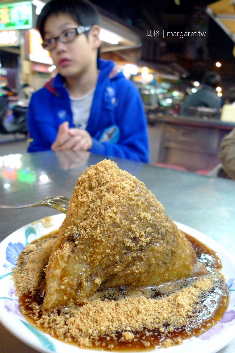 上好肉粽。屏東夜市人氣美食|24小時營業不打烊