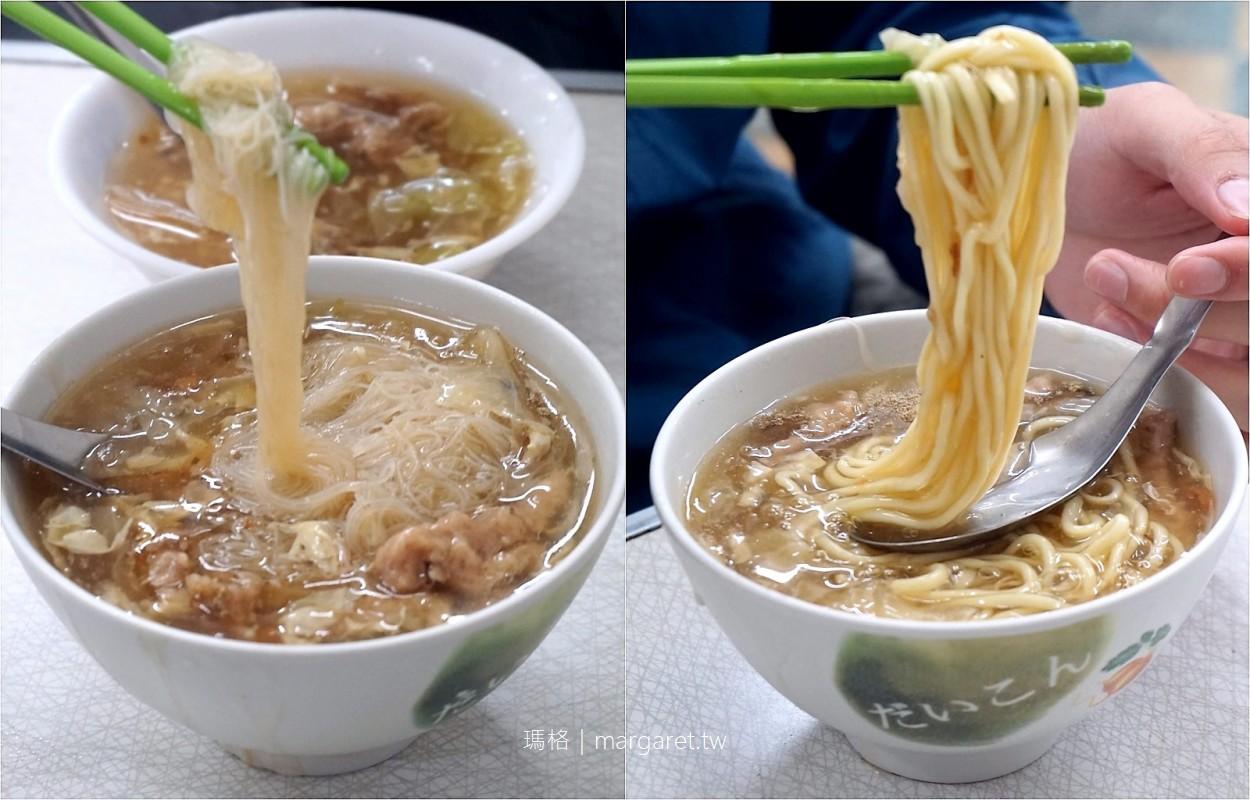 魷魚羹鱔魚意麵|屏東夜市58號小吃