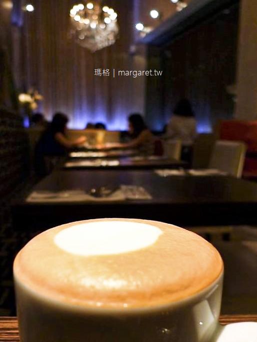 Café Kitchen創意咖啡洋食館。台北Sogo BR4|拿鐵咖啡的表面張力
