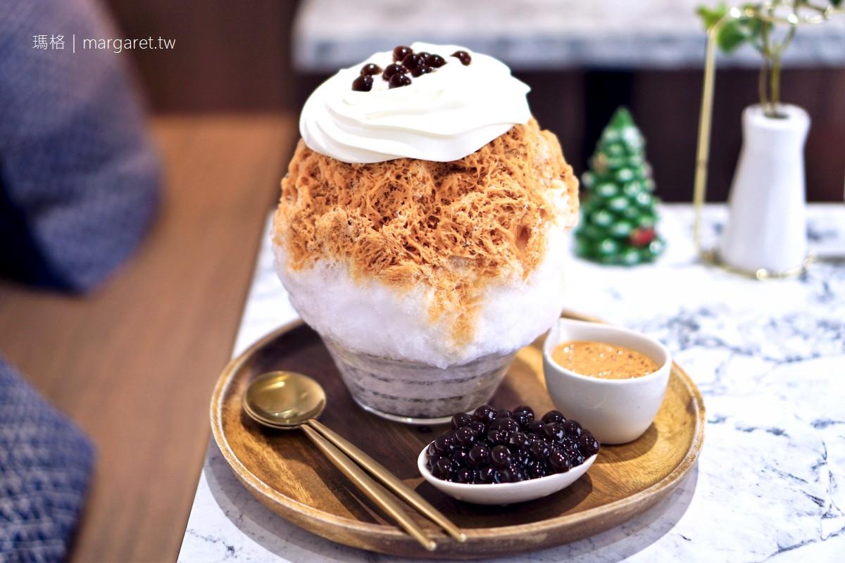 Lindaogebia 你家隔壁刨冰店。泰國鄰居的珍珠奶茶|嘉義IG熱點創意冰品 @瑪格。圖寫生活