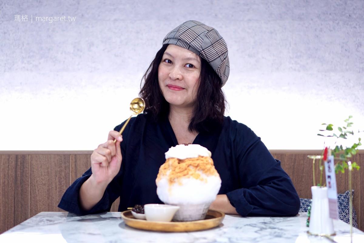 Lindaogebia 你家隔壁刨冰店。泰國鄰居的珍珠奶茶|嘉義IG熱點創意冰品