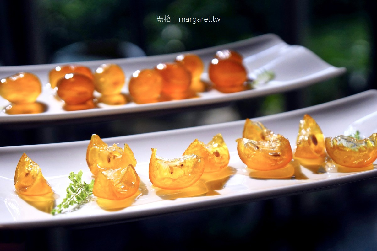 橘之鄉蜜餞形象館。凝鍊台灣水果的甜蜜豐美|AGRIOZ夢幻玻璃屋咖啡館