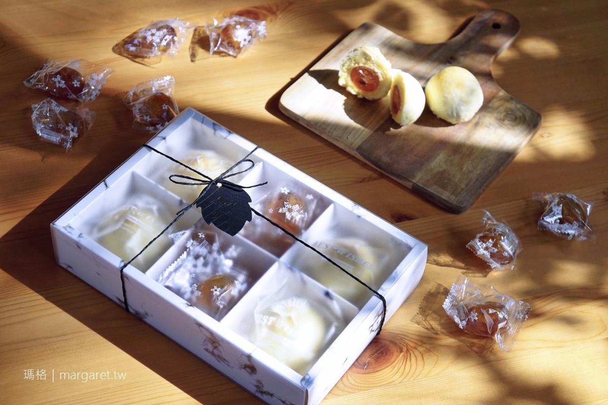橘之鄉水晶棗月餅。銷魂流蜜夾心|讓老饕起雞皮疙瘩的美味