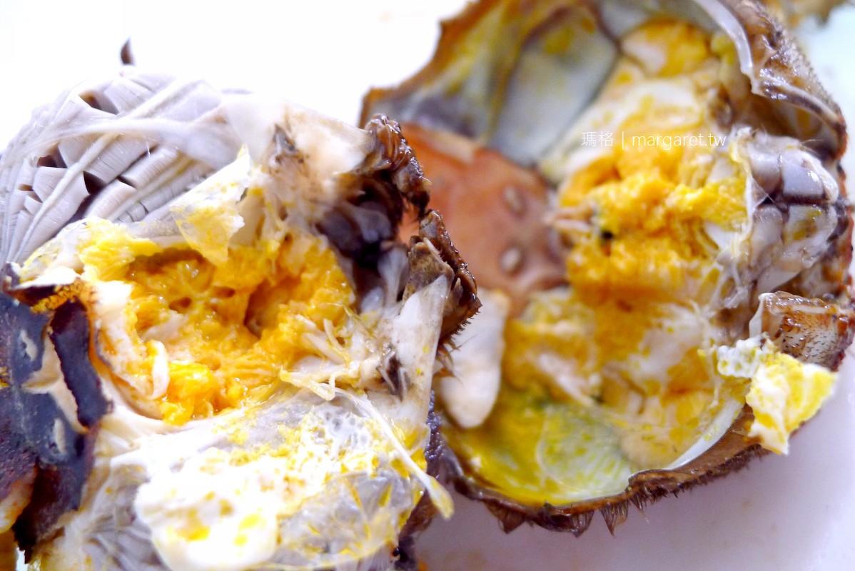 阿娟小吃。雙溪毛蟹|季節限定野薑花料理 @瑪格。圖寫生活