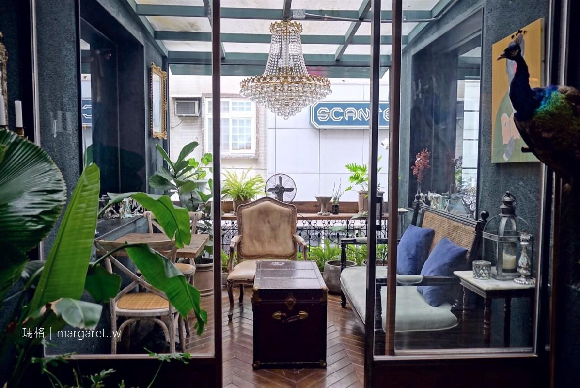 Ombré時尚歐陸餐廳。空間餐點都優質|台北大安區美食線上預約88折  #茹茹食記