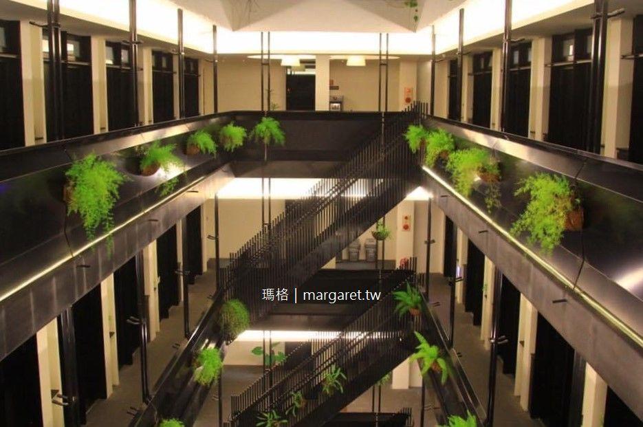 最新推播訊息:路得行旅台東館|打開老建築的天井讓陽光進來