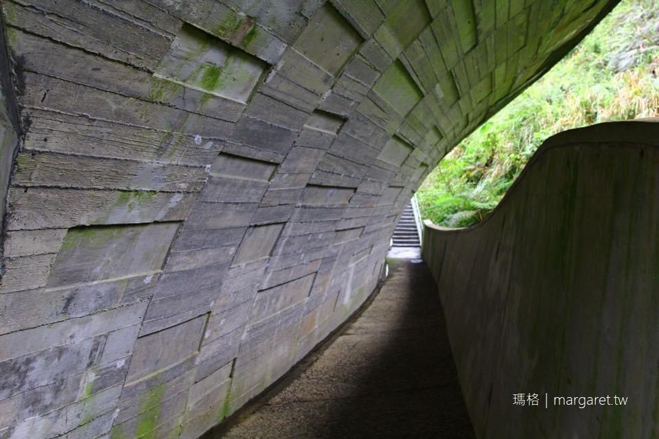 櫻花陵園。宜蘭IG熱點|黃聲遠建築師經典作品  #威宏遊記 @瑪格。圖寫生活