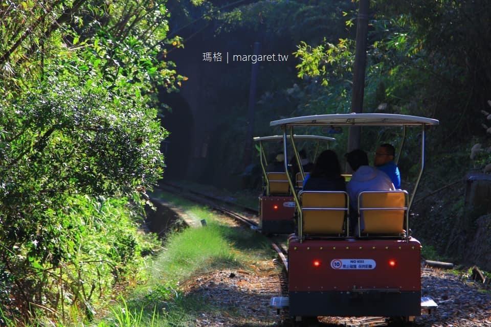 舊山線鐵道自行車。高處俯瞰壯觀龍騰斷橋|一票難求的苗栗人氣遊程  #威宏遊記