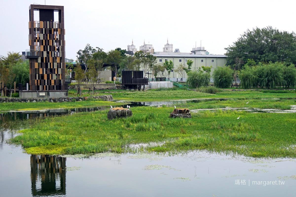 帝國製糖廠臺中營業所。台中產業故事館|湧泉公園裡的星泉湖。雙心水草哪去了?
