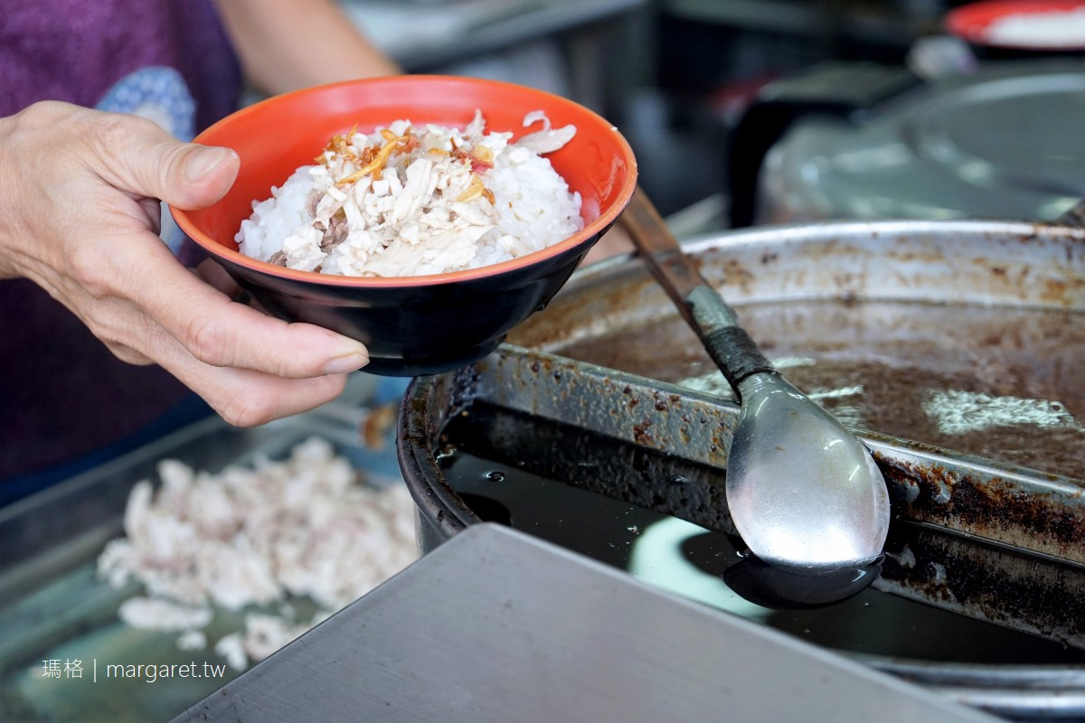 最新推播訊息:營業時間最長的嘉義火雞肉飯。幾乎不打烊市場小吃