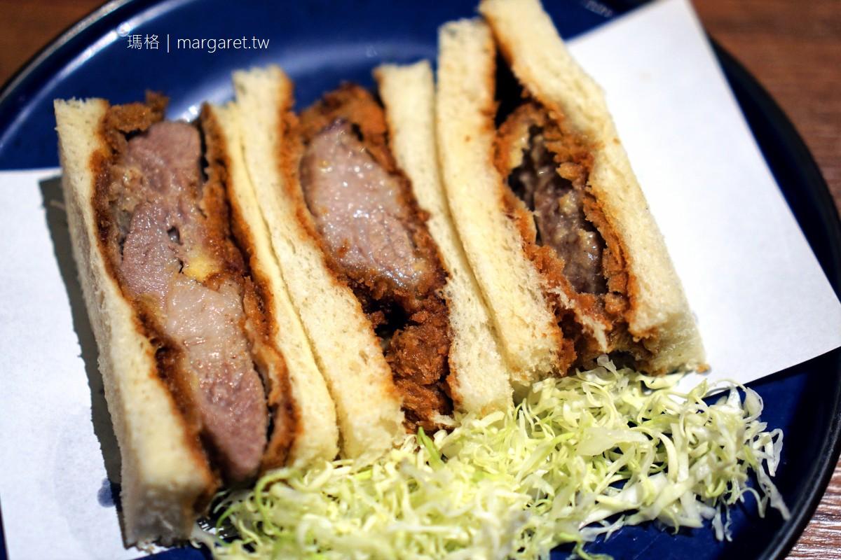 小方舟串燒酒場。炭燒日式居酒屋|號稱地表最強炸豬排三明治滋味如何?