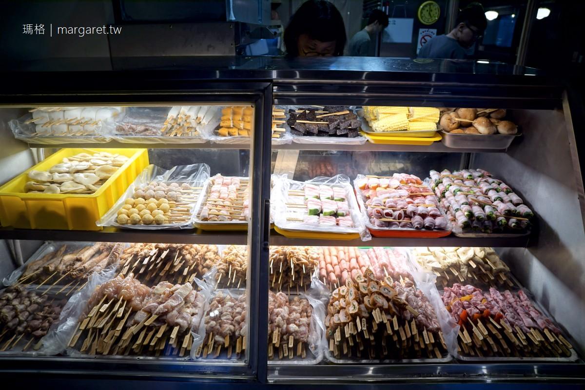 路邊烤肉礁溪店。號稱最舒適分店|串燒銅板價任性海點