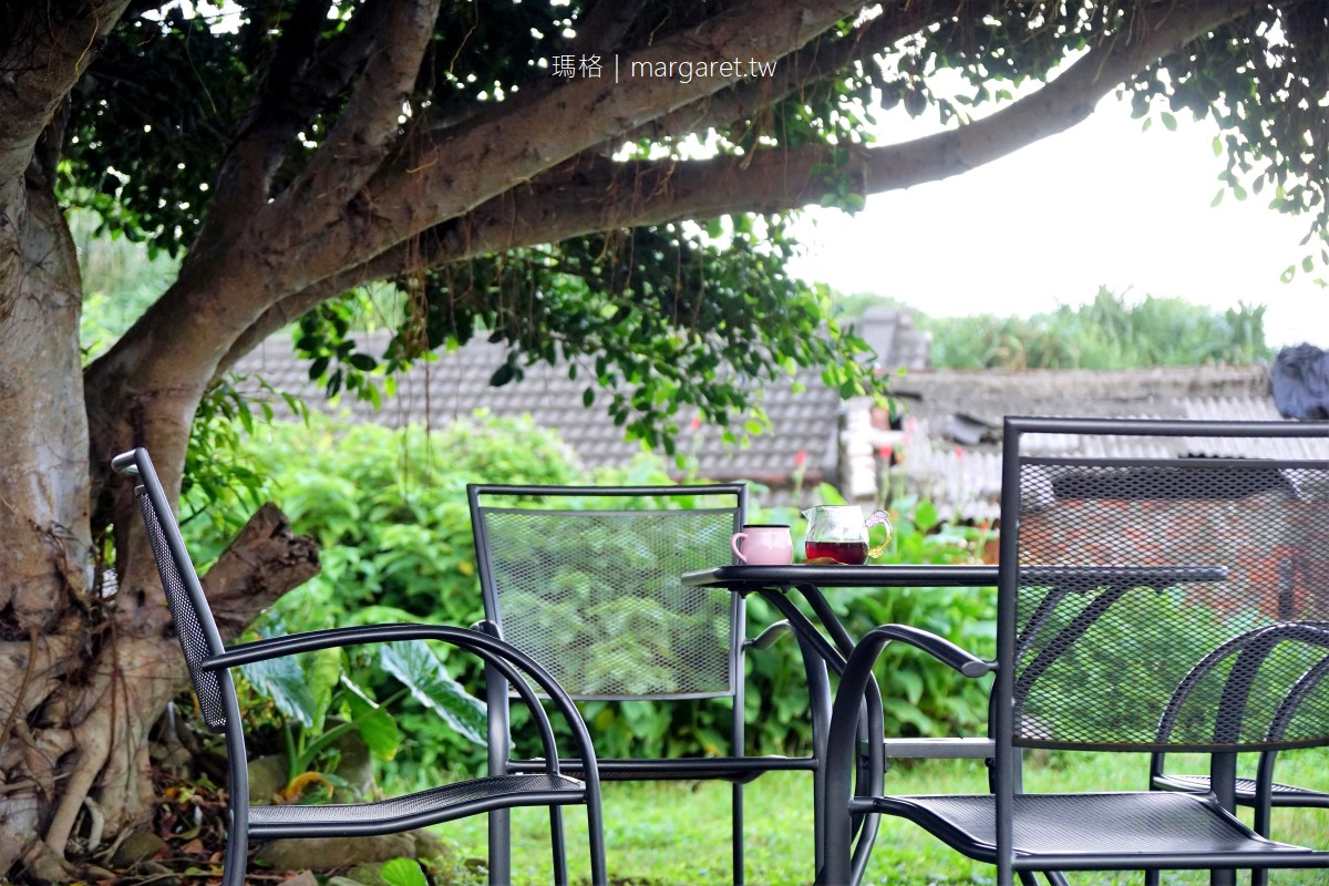 馬崗街27號Coffee。台灣本島最東邊咖啡館|漁村貓出沒 @瑪格。圖寫生活