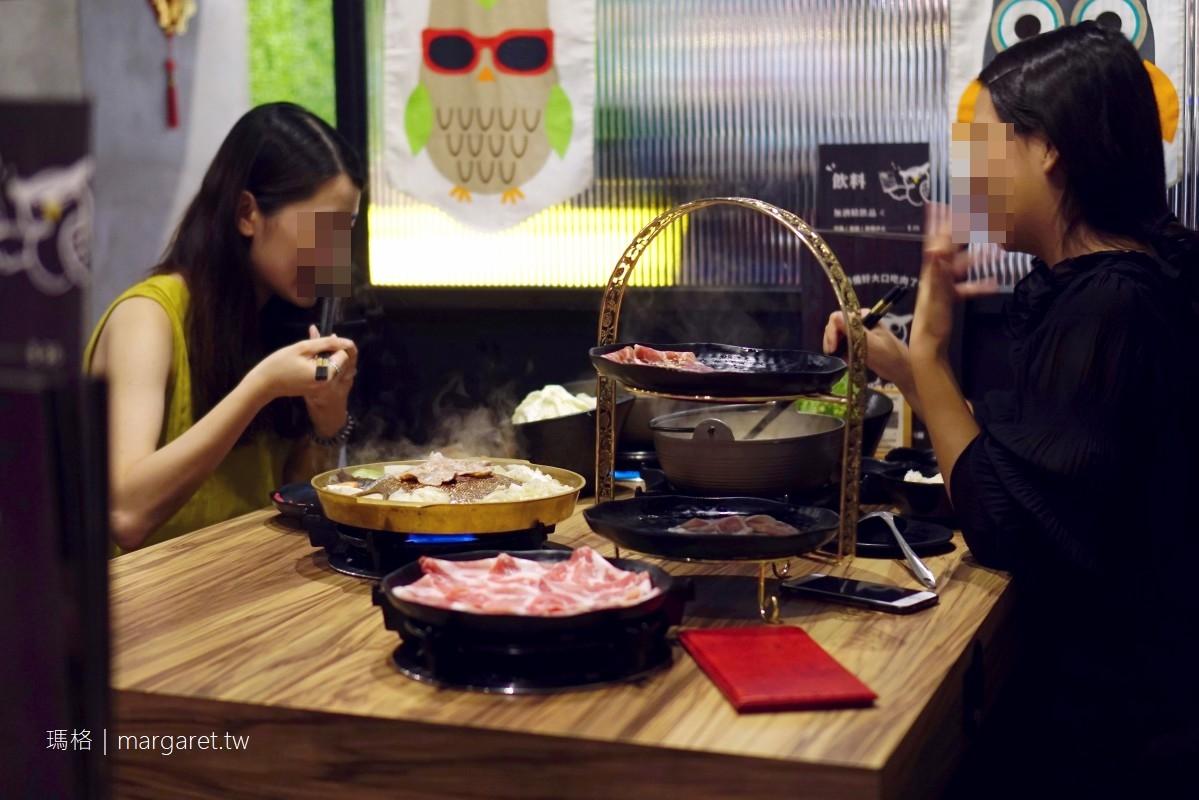 咕咕咕嚕昆布火鍋。韓式銅盤烤肉專賣大安店|人氣海陸四人歡聚饗宴線上優惠預訂 #茹茹食記