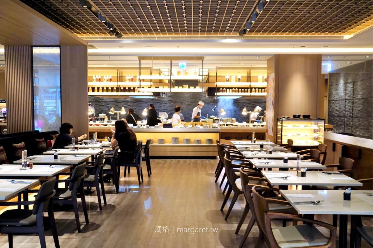 最新推播訊息:國泰萬怡酒店自助餐廳。線上預訂64折起啤酒喝到飽