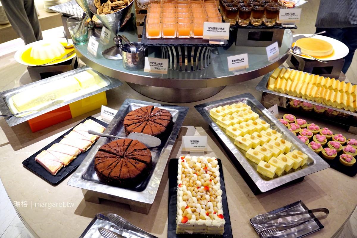 台北老爺酒店Le Café 。線上預訂雙人自助午餐吃到飽享8折|甜點控完全失控了