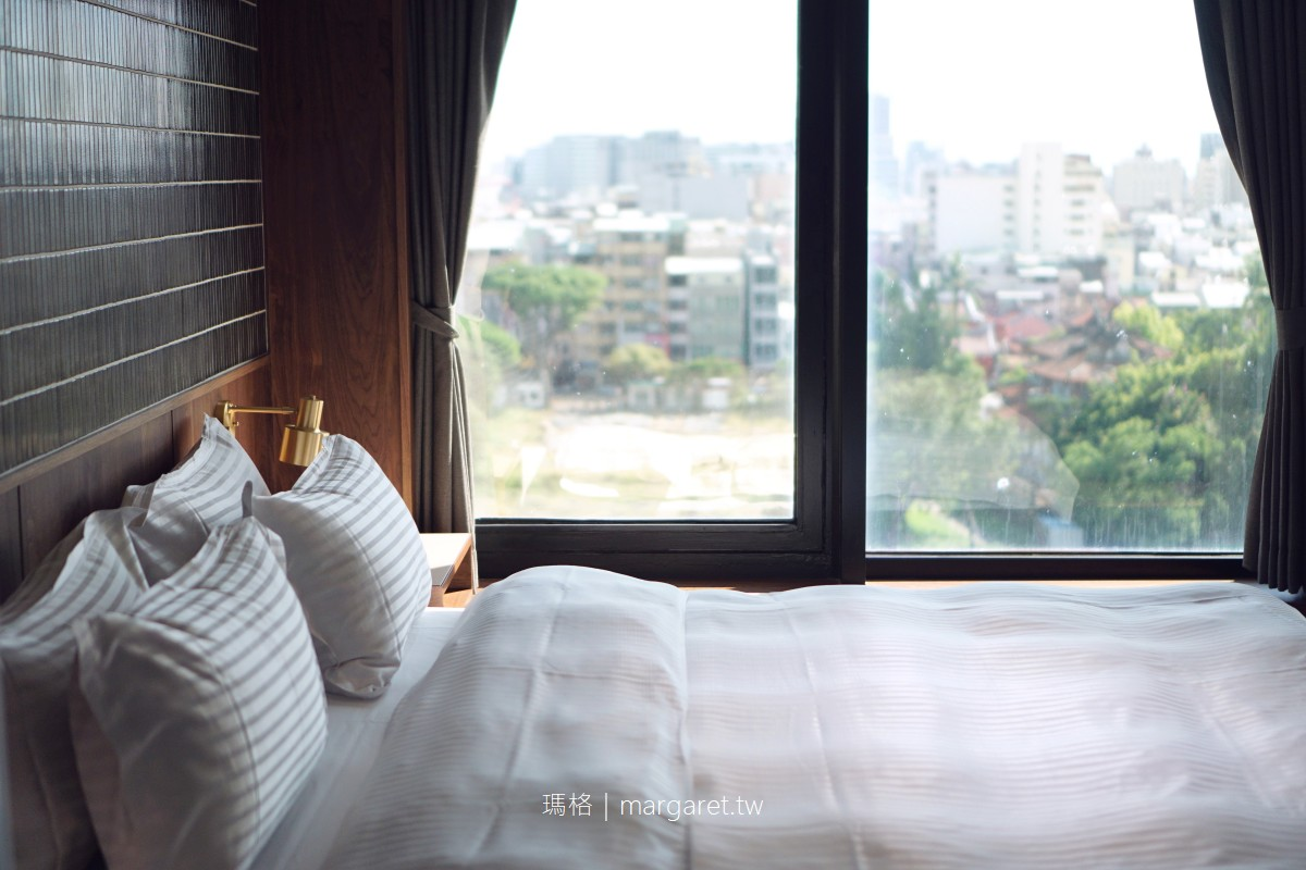 天下南隅。窗外的赤崁樓 台南老飯店改裝摩登復古風(原天下大飯店)。3日快閃特價55折起