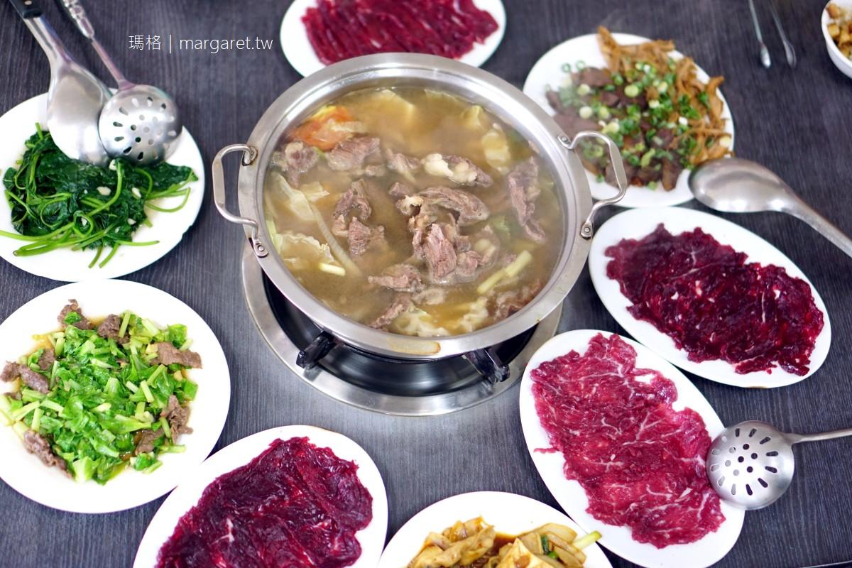 輝哥本土牛肉爐。台南仁德美食|湯頭濃郁甘甜。鹽焗牛舌是一絕 @瑪格。圖寫生活