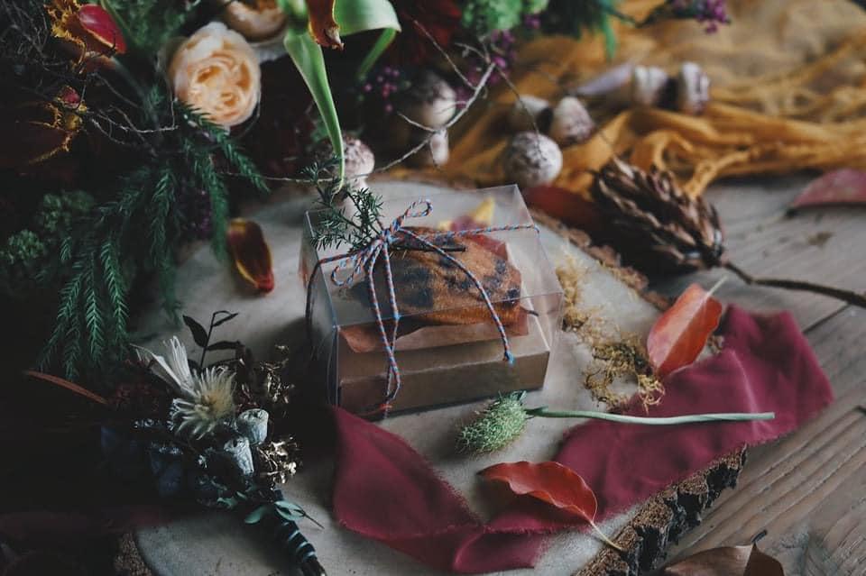 秋日森山食甜。台南美術館戶外甜點席|3/4法式甜點 x 草木SOMOKU x 謝木木工作室