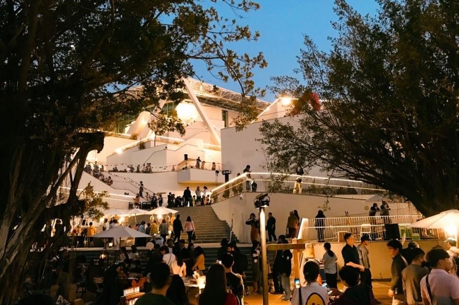 2021森山市集。台南最美市集11/13、11/14開跑|把美術館變成一座山