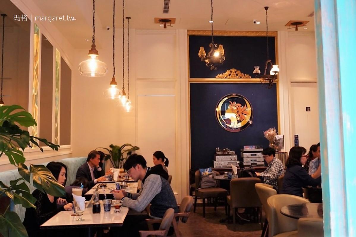 夏洛特咖啡 Cafe De Charlotte。台北大安區新藝術風格|第二次相遇的美好  #茹茹食記