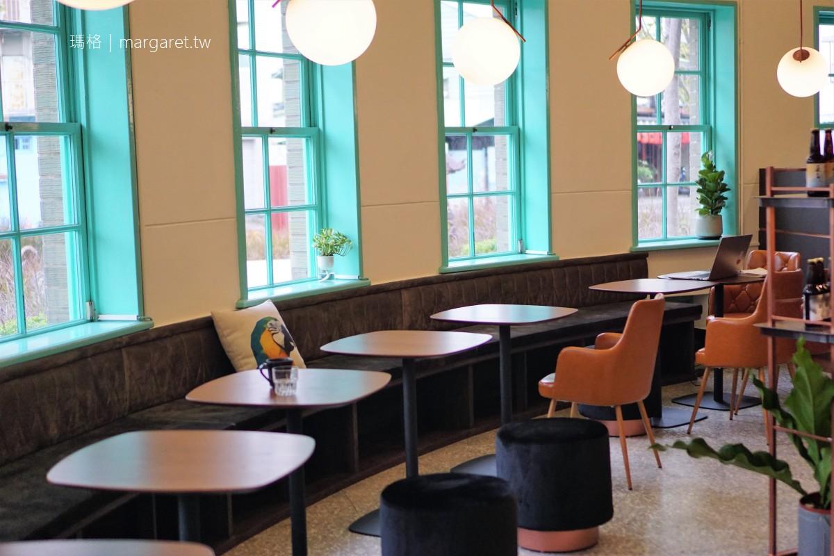 最新推播訊息:在美術館裡喝咖啡。觀賞昭和J11咖啡館的圓角思考