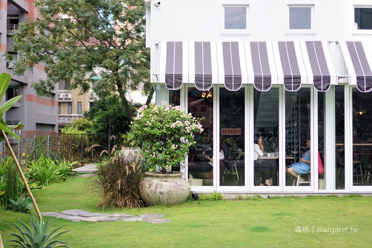 最新推播訊息:綠地上的陽光白屋超夢幻,嘉義最新景觀餐酒館