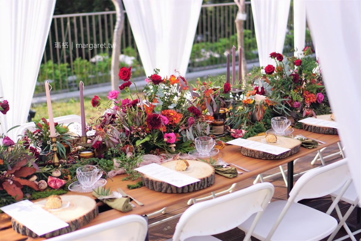 最新推播訊息:秋日森山食甜餐桌計畫。在台南美術館享受藍帶甜點