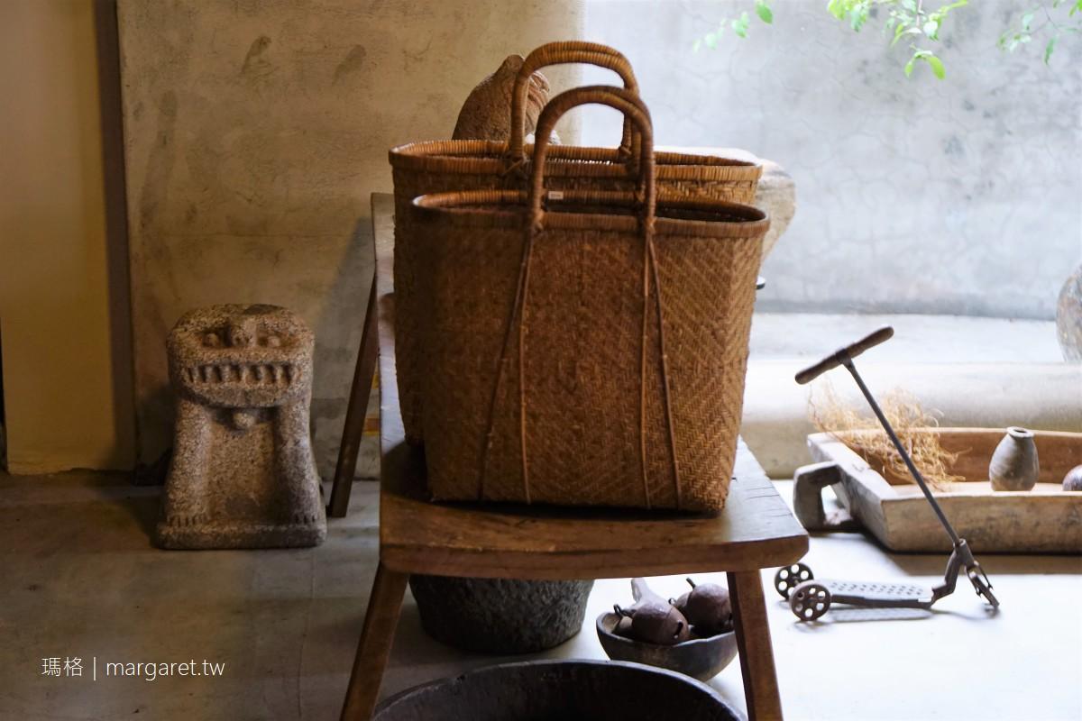 舊美好。生活器物。古道具|嘉義百年老屋凝鍊成詩的雋永