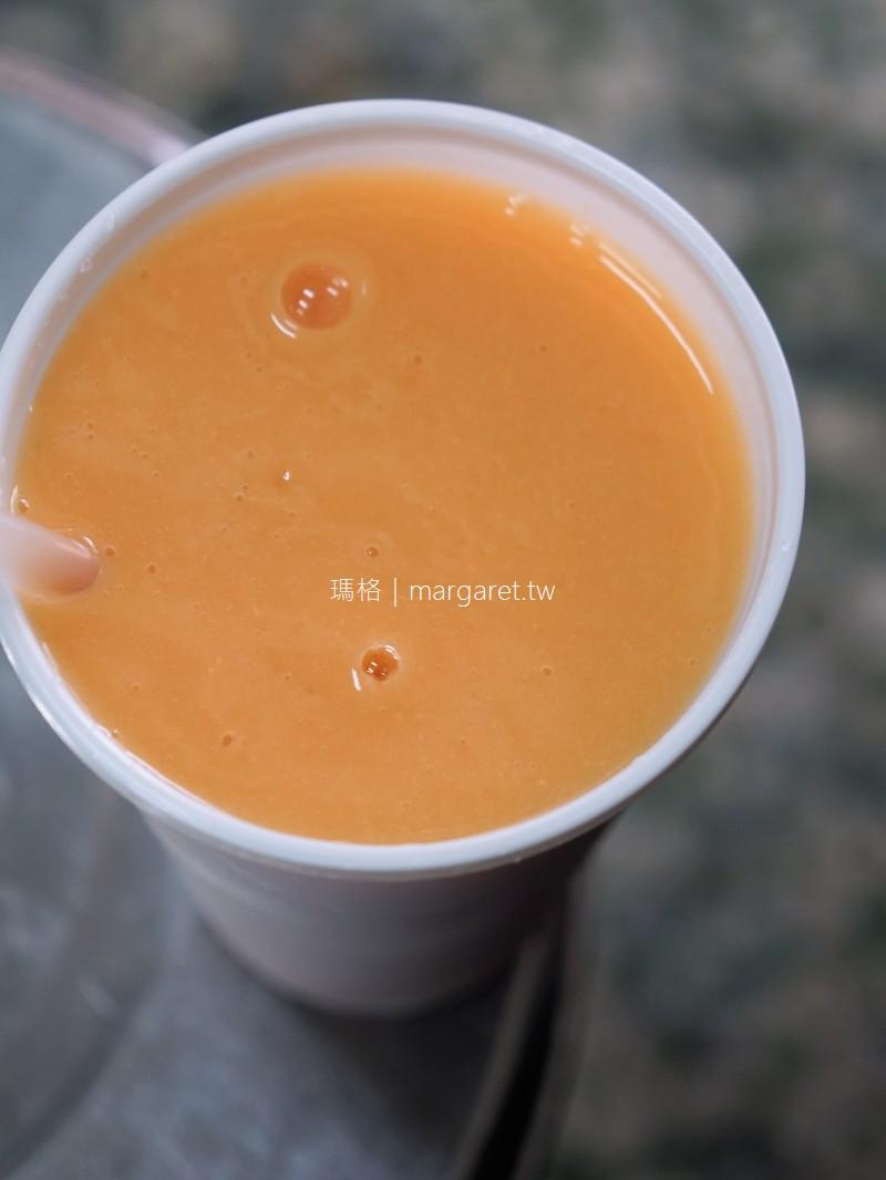阿福果汁。招牌綜合果汁迷人香氣|嘉義鮮果店