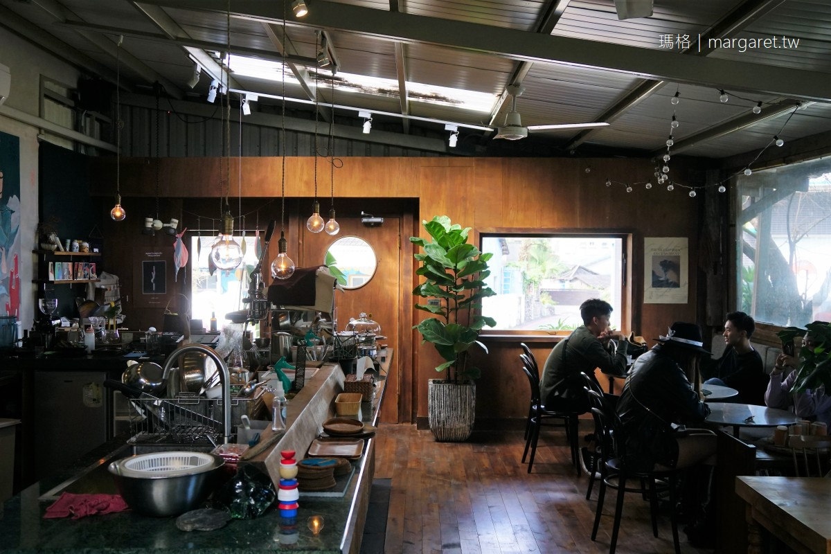 龍宮咖啡。優質早午餐|花蓮七星潭異次元空間
