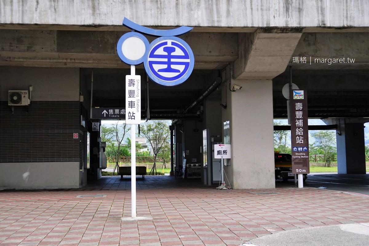 壽豐車站不一樣了!花東鐵路高架車站|7-ELEVEN新壽豐門市糖果少女風