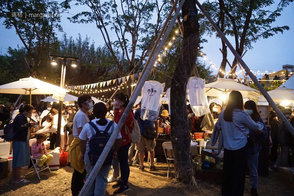 2021森山市集。台南最美市集11/13、11/14開跑 把美術館變成一座山
