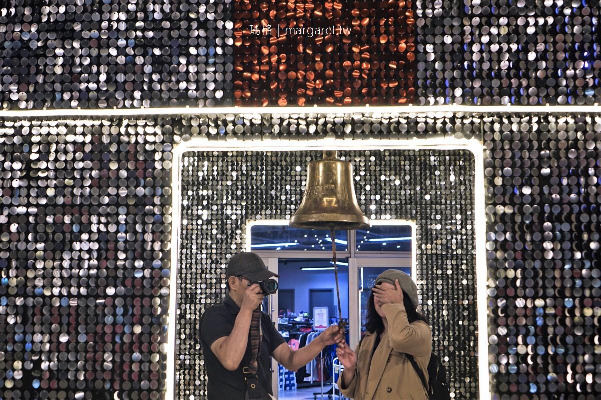 華泰名品城聖誕村點燈。GLORIA OUTLETS露天市集浪漫飄雪|5大主題場景帶你一日環遊世界