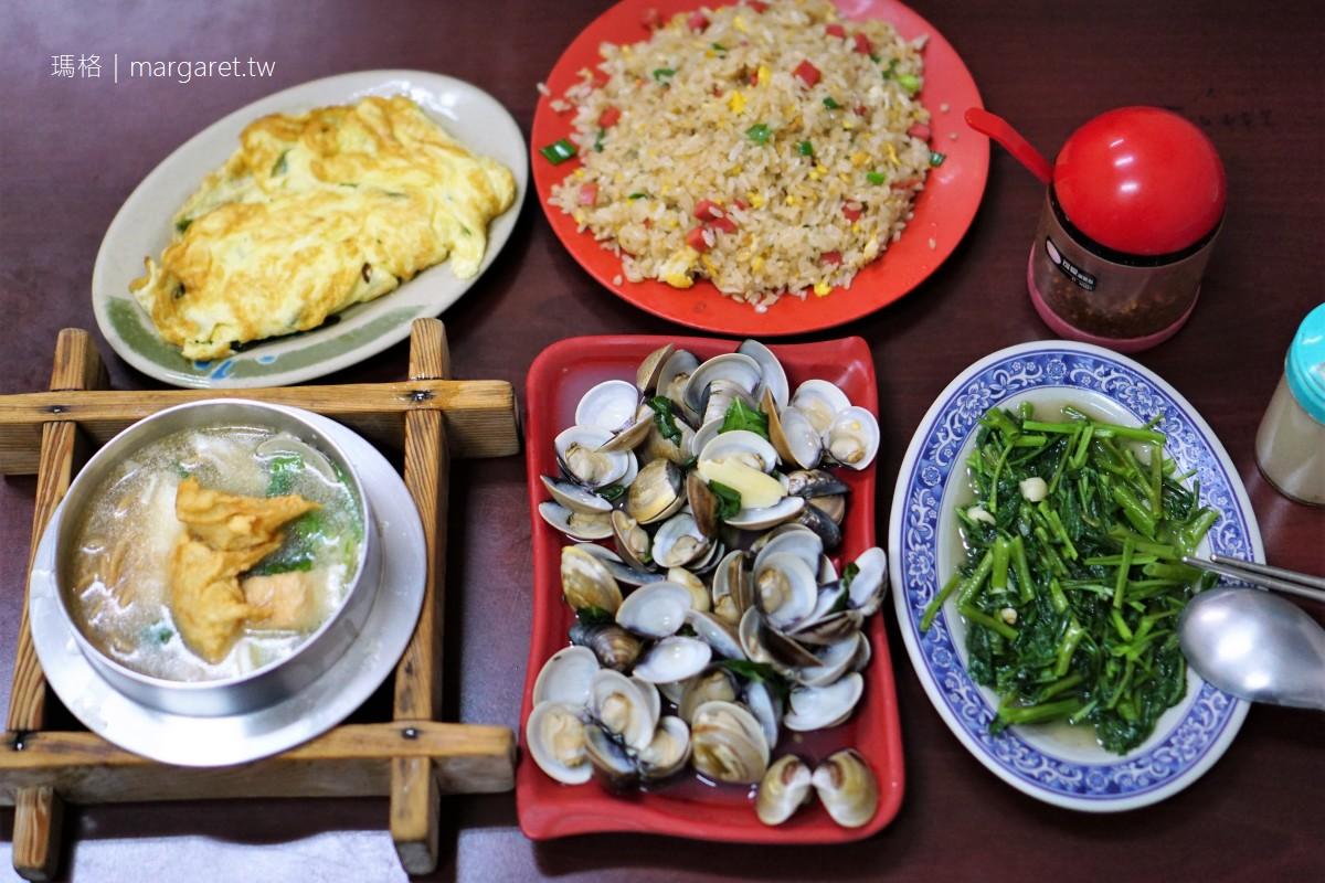 大同路古早味鍋燒意麵。熱炒也好吃|台南小南地區美食