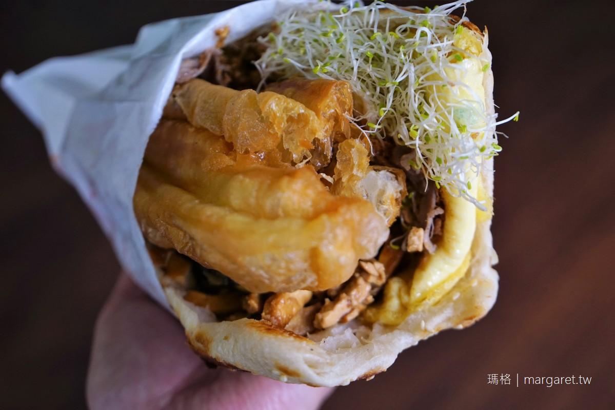 玉里新興街燒餅店。花東縱谷最狂創意燒餅|開車一小時也要吃到