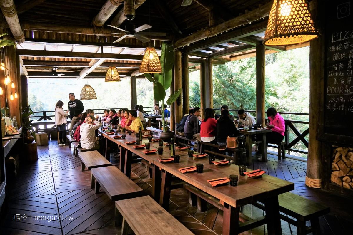 來吉部落HANA廚房。南非女孩與鄒族男孩的愛情麵包|聖山下的浪漫饗宴