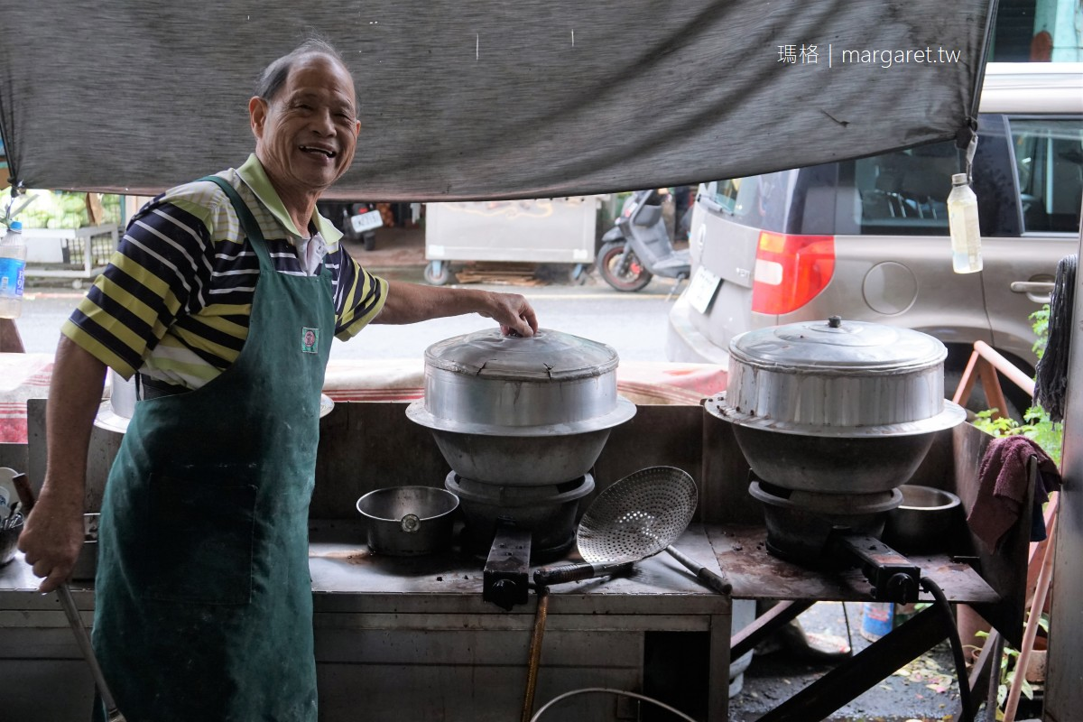羅東紅豆湯圓。每碗35元|宜蘭傳統甜品老店