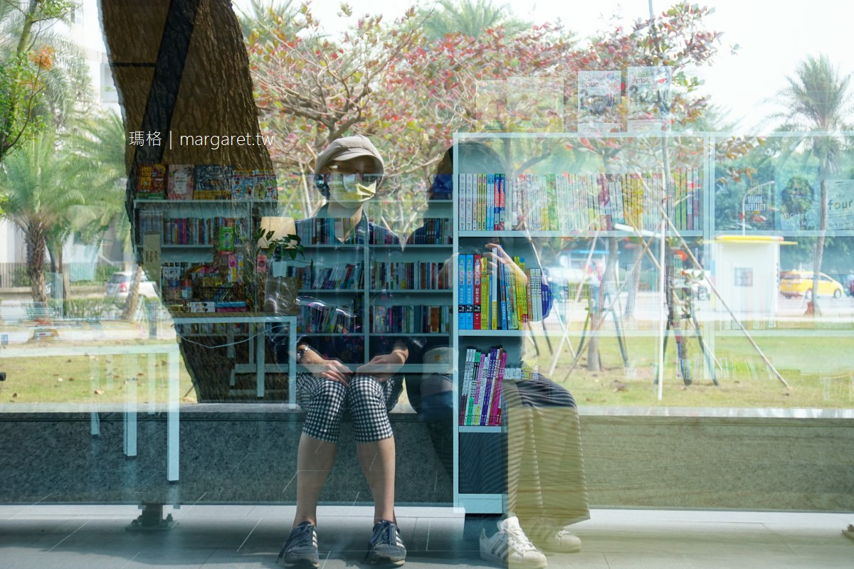 最美森林圖書館。屏東總圖10大看點|開幕半年湧入40萬人朝聖