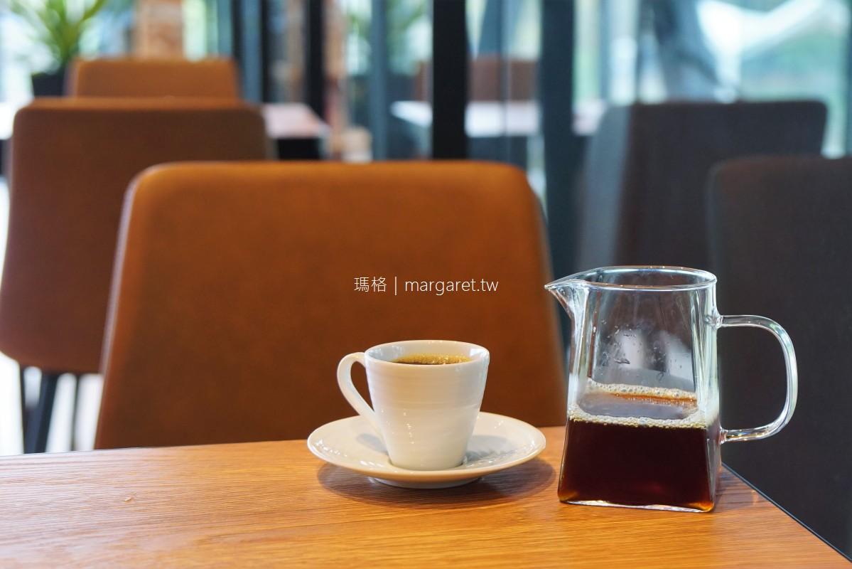 春若咖啡總圖館。被森林包圍的咖啡館|屏東精品咖啡