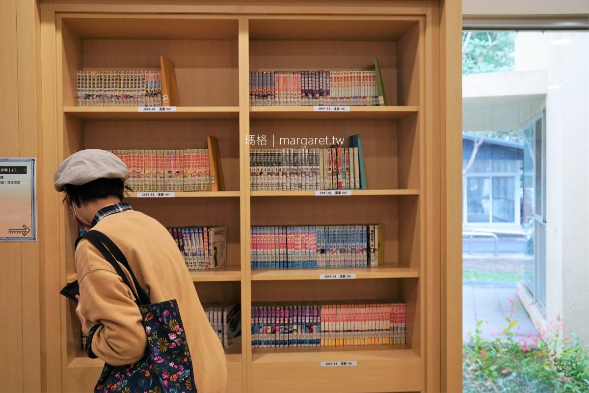 屏東市立復興圖書館。仿古書院建築|古色古香景觀庭園 #小帽子遊記