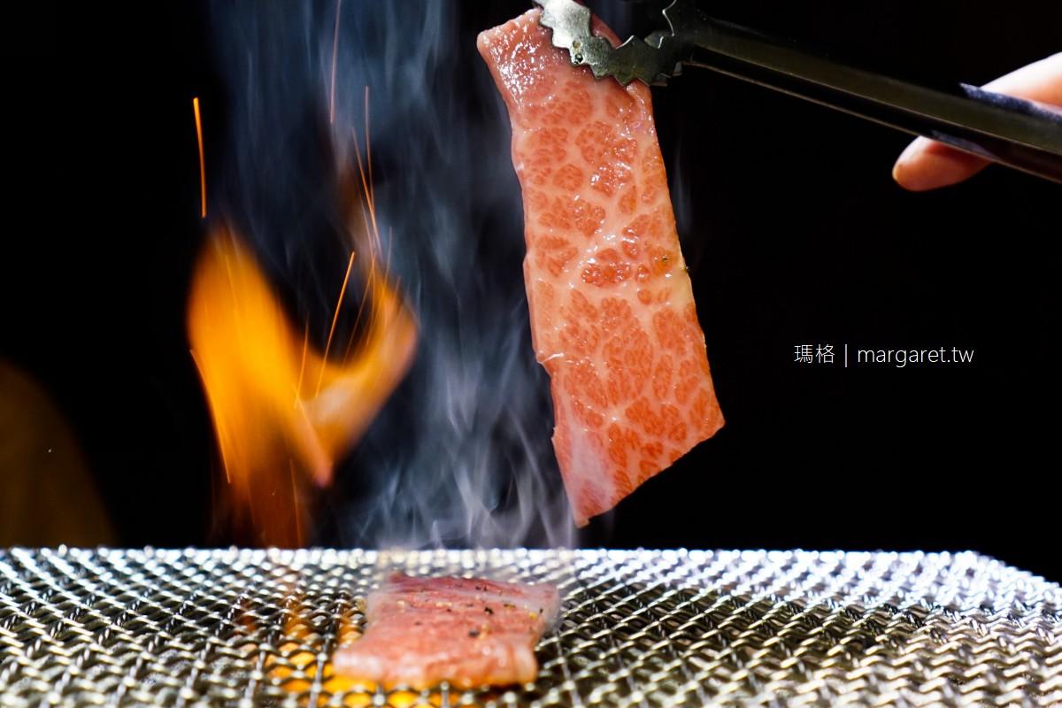 上吉燒肉。台北東區優質燒烤餐酒|牛肉盛合不同部位一次享受。直火炭烤。專人桌邊服務