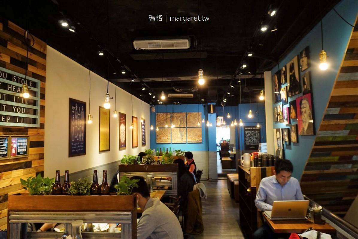 Ville Café 味樂小廚。公館商圈美食|甜點。早午餐。下午茶 #茹茹食記